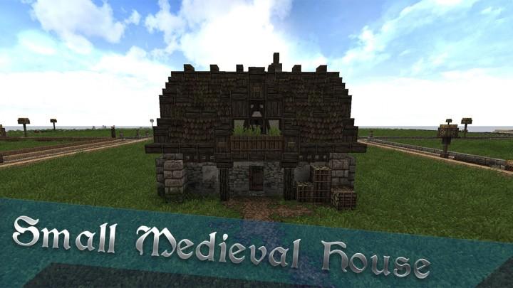 small minecraft house tutorial