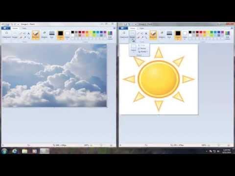paint net layers tutorial