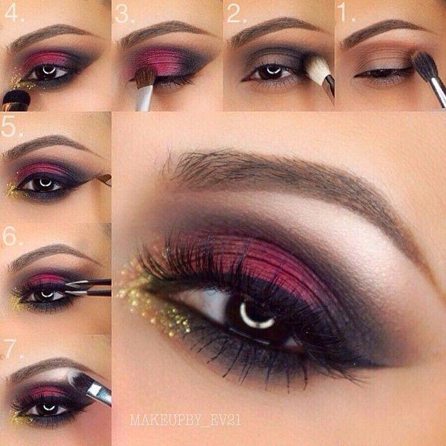 smokey eye tutorial black girl