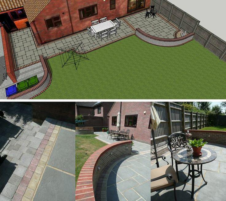 sketchup garden design tutorial