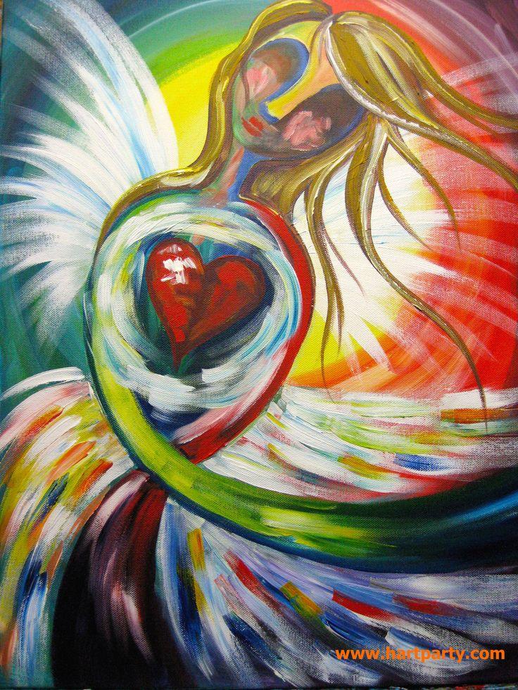 angel giraldez painting tutorial