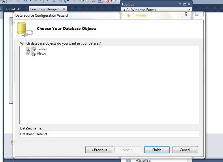 visual basic access database tutorial