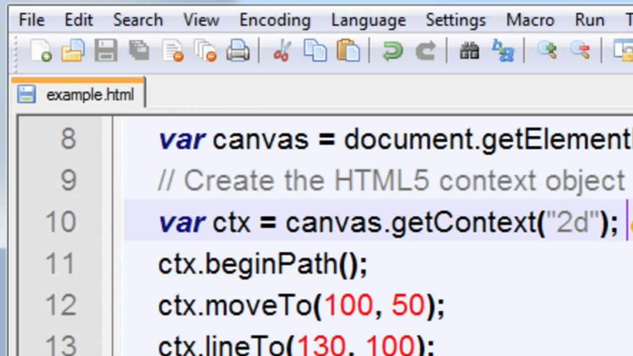 html5 step by step tutorial