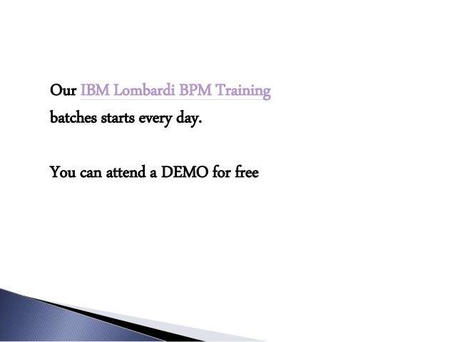 ibm bpm lombardi tutorial pdf