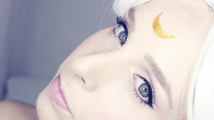 sailor moon makeup tutorial