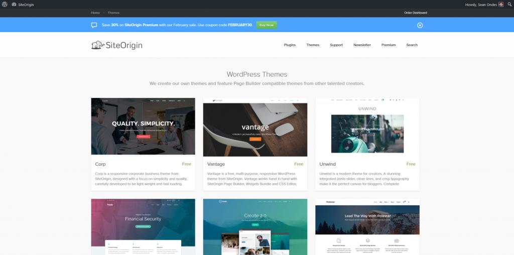 page builder by siteorigin wordpress tutorial