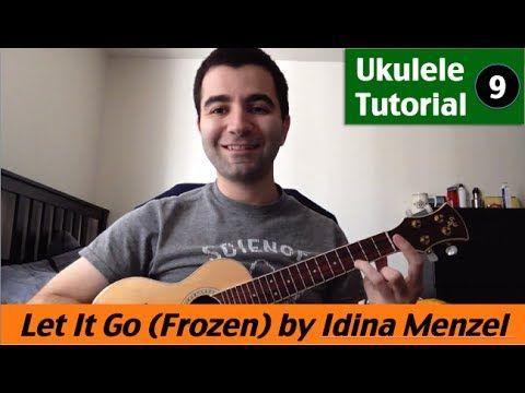 let it be ukulele tutorial