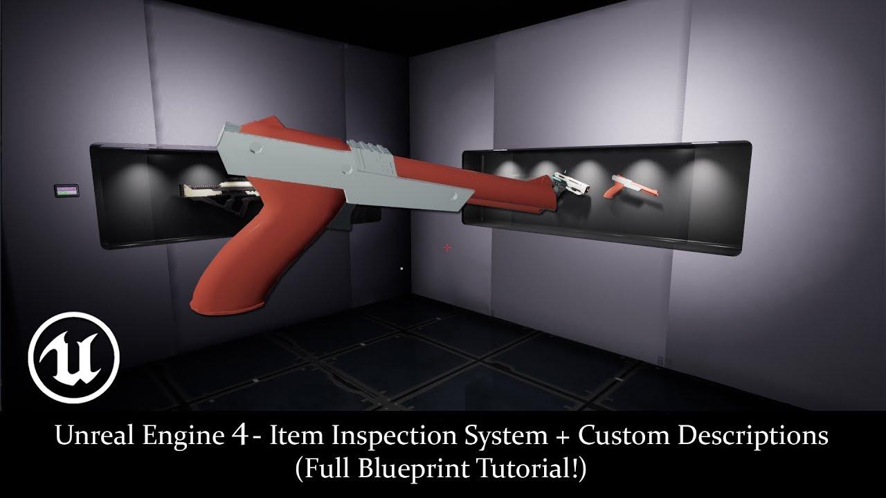 unreal 4 blueprint tutorial