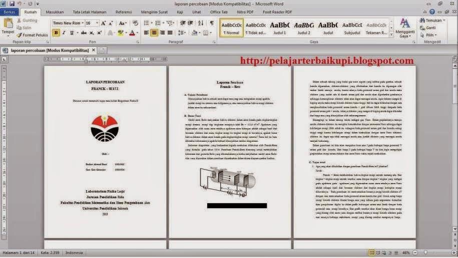 tutorial word 2016 pdf