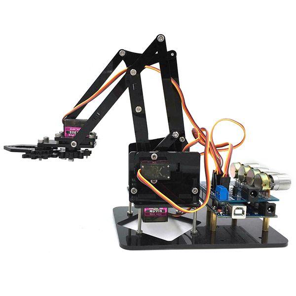 vriska robot arm tutorial