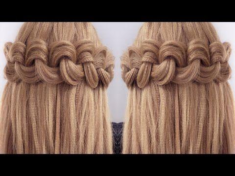 half french braid tutorial