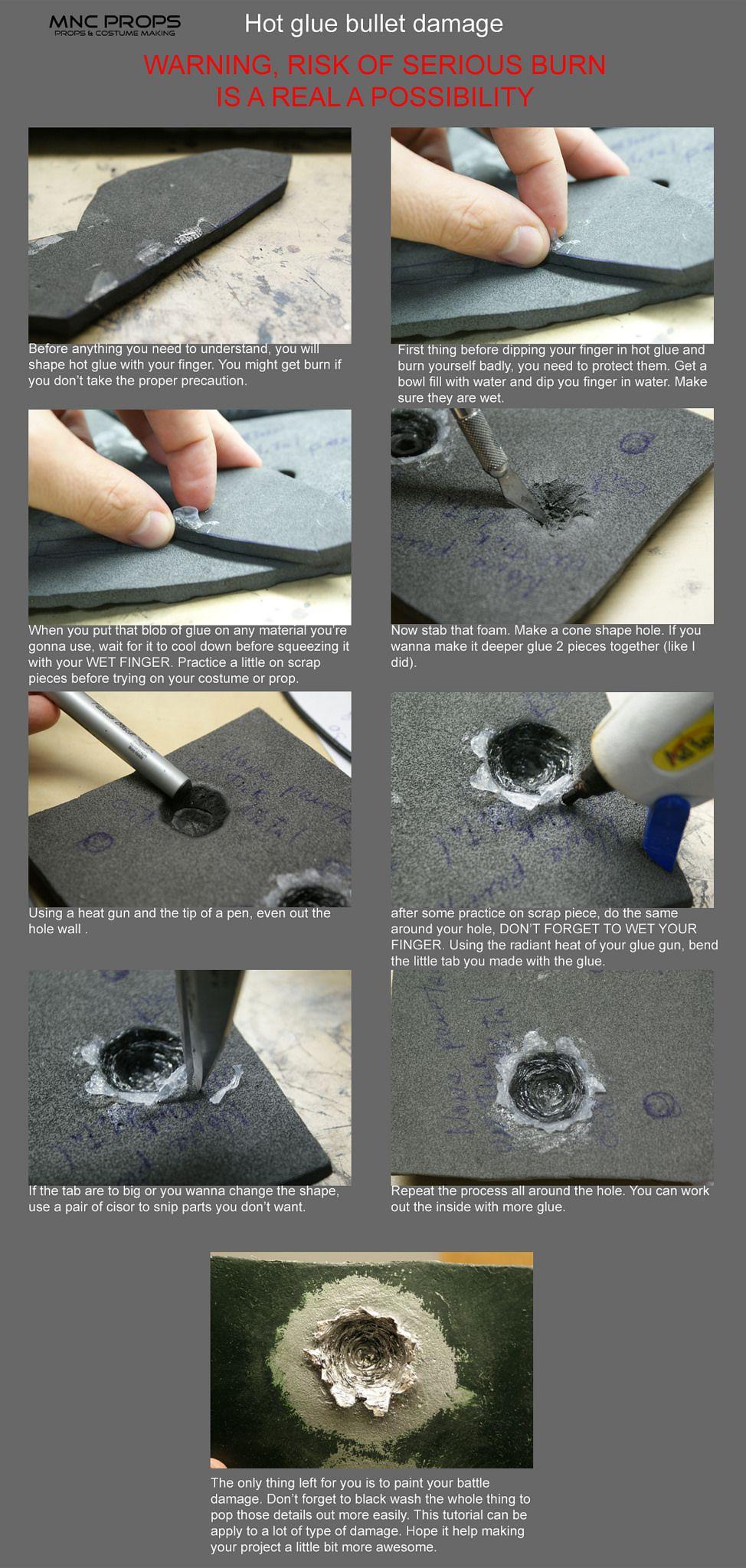 eva foam armor tutorial
