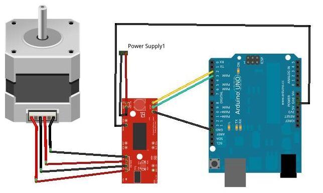 stepper motor control tutorial