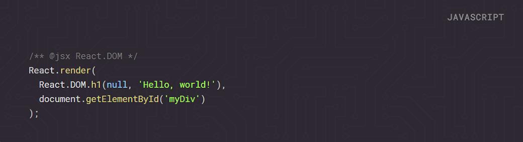 react js example tutorial