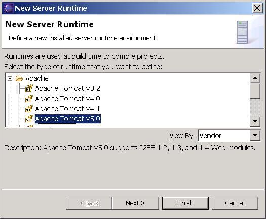 apache tomcat web server tutorial