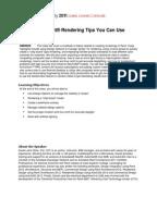autodesk maya tutorial francais pdf