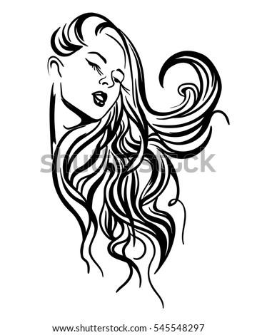 art nouveau hair tutorial
