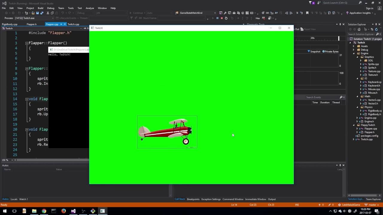 c++ game programming tutorial