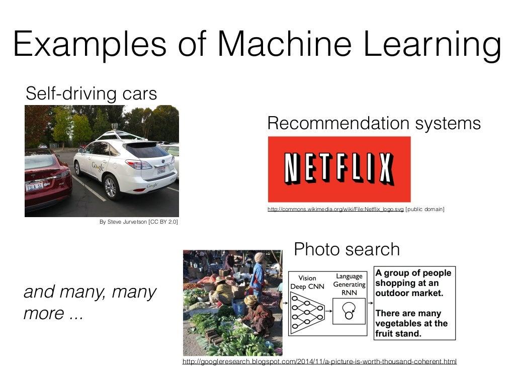 machine learning big data tutorial