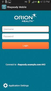orion health rhapsody tutorial