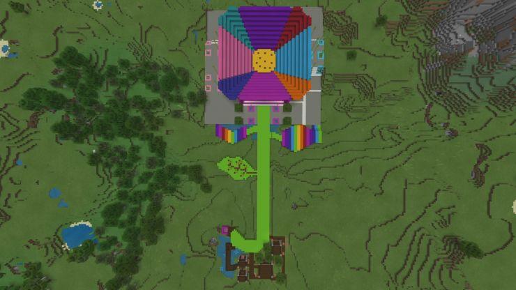 minecraft race track tutorial
