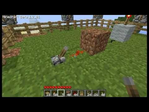 minecraft redstone basics tutorial