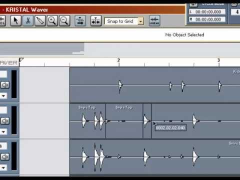 kristal audio engine tutorial