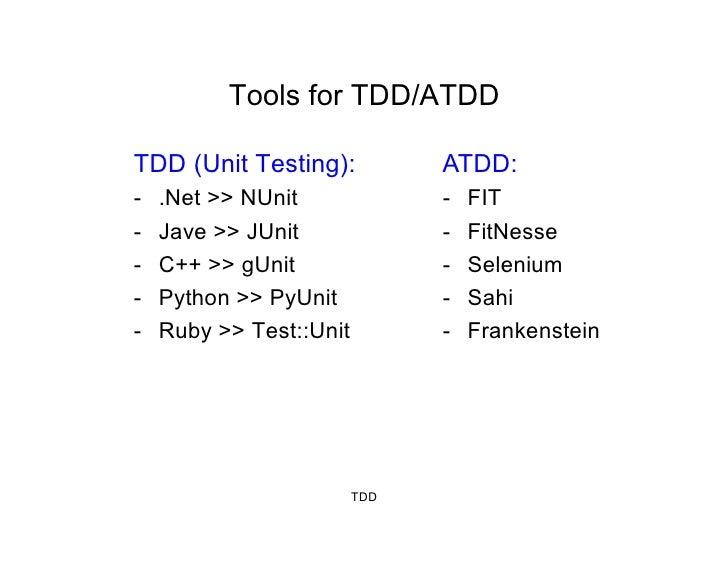 fitnesse testing tool tutorial