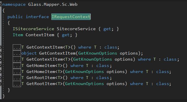 glass mapper sitecore mvc tutorial