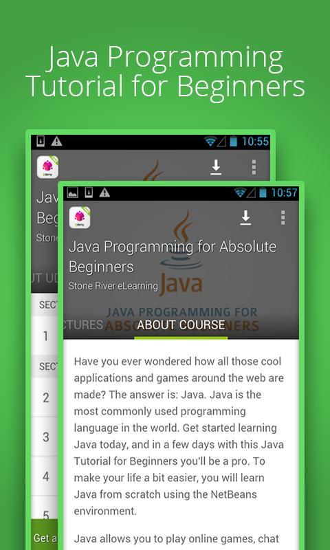 java android programming tutorial