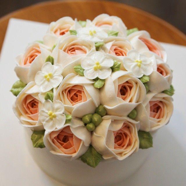 korean flower bouquet tutorial