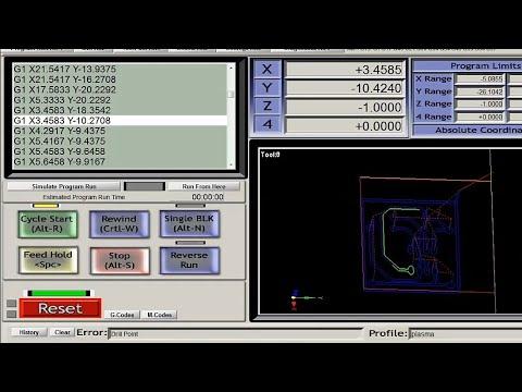 mach3 cnc tutorial video