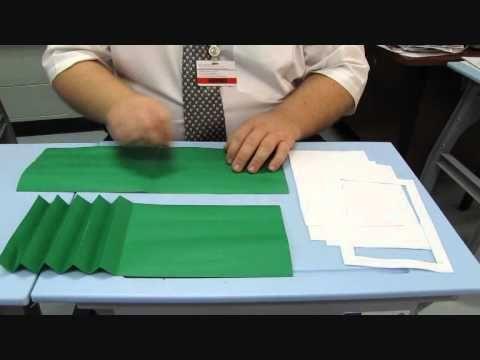 paper cut light box tutorial