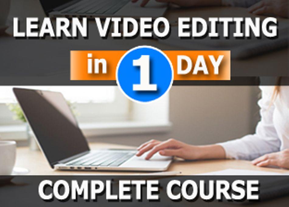 professional video editing tutorial