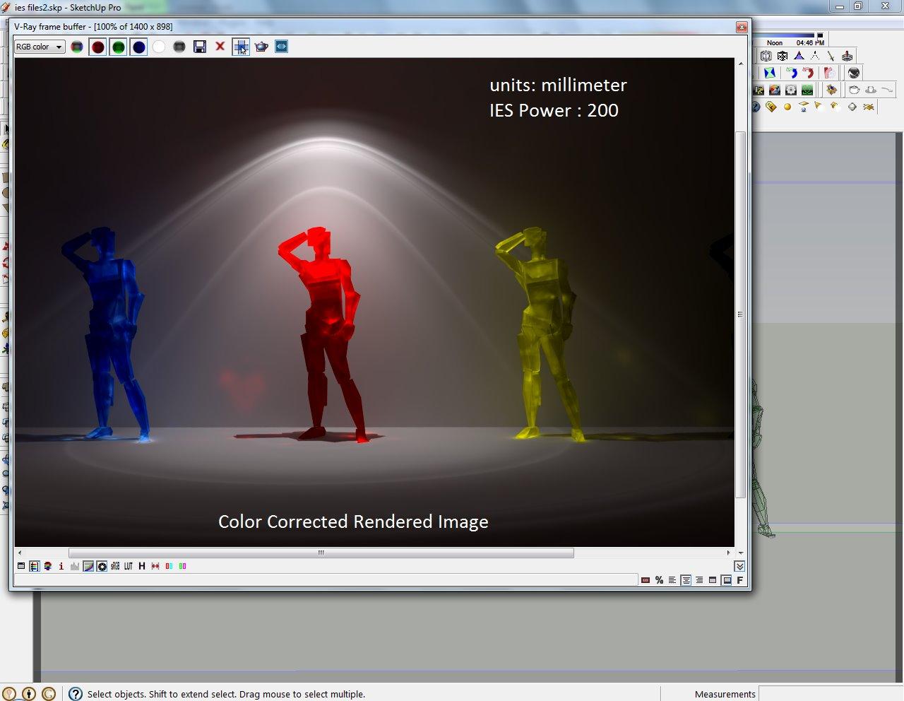 vray sketchup lighting tutorial